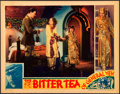 """Movie Posters:Drama, The Bitter Tea of General Yen (Columbia, 1933). Very Fine-. Lobby Card (11"""" X 14"""").. ..."""