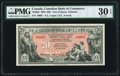 World Currency, Canada Port of Spain, Trinidad- Canadian Bank of Commerce $20 1.7.1939 Ch.# 75-30-04 PMG Very Fine 30 EPQ.. ...