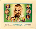 Movie Posters:Drama, Counsellor at Law (Universal, 1933). Very Fine/Near Mint.
