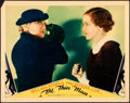 Movie Posters:Mystery, The Thin Man (MGM, 1934). Very Fine-. Lobby Card (...