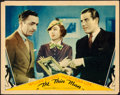 "Movie Posters:Mystery, The Thin Man (MGM, 1934). Fine+. Lobby Card (11"" X 14"").. ..."