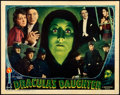 "Movie Posters:Horror, Dracula's Daughter (Universal, 1936). Fine/Very Fine. Lobby Card (11"" X 14"").. ..."