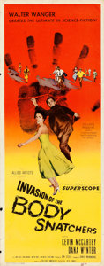 Movie Posters:Science Fiction, Invasion of the Body Snatchers (Allied Artists, 1956). Fol...