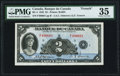 Canada Bank of Canada $2 1935 BC-4 PMG Choice Very Fine 35