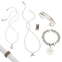 Sterling Silver Jewelry, Tiffany & Co