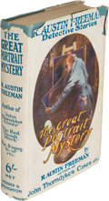 Books:Mystery & Detective Fiction, R. Austin Freeman. The Great Portrait Mystery. London: Hodder and Stoughton, [1918]. First edition....