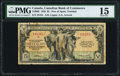 Canadian Currency, Canada Canadian Bank of Commerce - Port of Spain $...