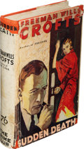 Books:Mystery & Detective Fiction, Freeman Wills Crofts. Group of Four Collins and Crime Club...