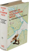 Books:Mystery & Detective Fiction, Freeman Wills Crofts. Mystery on Southampton Water. London: 1934. First edition.. ...