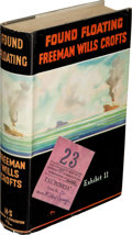 Books:Mystery & Detective Fiction, Freeman Wills Crofts. Found Floating. London: 1937. First edition.. ...