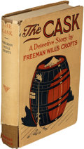 Books:Mystery & Detective Fiction, Freeman Wills Crofts. The Cask. New York: 1924. First U. S. edition.. ...