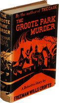 Books:Mystery & Detective Fiction, Freeman Wills Crofts. The Groote Park Murder...