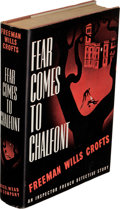 Books:Mystery & Detective Fiction, Freeman Wills Crofts. Fear Comes to Chalfont...