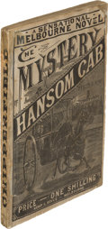 Books:Mystery & Detective Fiction, Fergus Hume. Two Copies of The Mystery of a ...