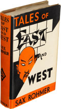 Books:Mystery & Detective Fiction, Sax Rohmer. Tales of East and West. London: [1932]. First edition.. ...