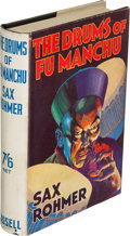 Books:Mystery & Detective Fiction, Sax Rohmer. The Drums of Fu Manchu. London: [1939]. First English edition.. ...