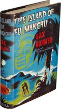 Books:Mystery & Detective Fiction, Sax Rohmer. The Island of Fu Manchu. London: [1941]. First English edition.. ... (Total: 0 Items)