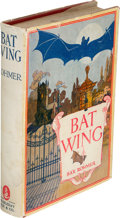 Books:Mystery & Detective Fiction, Sax Rohmer. Bat Wing. Garden...