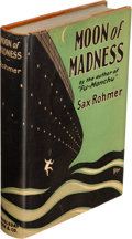 Books:Mystery & Detective Fiction, Sax Rohmer. Moon of Madness. Garden City: 1927. First edition.. ...