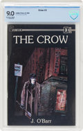 Modern Age (1980-Present):Alternative/Underground, The Crow #3 (Caliber Press, 1989) CBCS VF/NM 9.0 Off-white to whitepages....