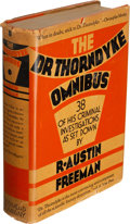 Books:Mystery & Detective Fiction, R. Austin Freeman. Pair of Thorndyke Collections. New York: 1932-1941. One first and one first U. S. edition.. ... (Total: 2 Items)