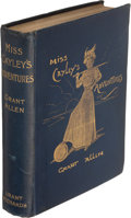 Books:Mystery & Detective Fiction, Grant Allen. Pair of Grant Richards Books. London: 1899-1900. One first and one first English edition.. ... (Total: 2 Items)