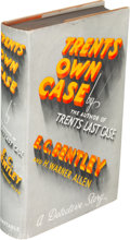 Books:Mystery & Detective Fiction, E. C. Bentley and H. Warner Allen. Trent's Own Case. London: [1936]. First edition, with an advance copy.. ... (Total: 2 Items)
