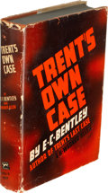 Books:Mystery & Detective Fiction, E. C. Bentley. Pair of Trent Books. New York: 1936-1938. First U. S. editions.. ... (Total: 2 Items)