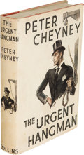 Books:Mystery & Detective Fiction, Peter Cheyney. Group of Six Slim Callaghan Books. London: 1938-1946. First editions. One signed.. ... (Total: 6 Items)