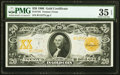Large Size:Gold Certificates, Fr. 1181 $20 1906 Gold Certificate PMG Choice Very Fine 35 EPQ.. ...