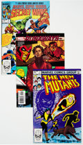 Modern Age (1980-Present):Miscellaneous, Marvel Modern Age Comics Box Lot (Marvel, 1990s-2000s) Condition: Average VF....