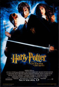 """Movie Posters:Fantasy, Harry Potter and the Chamber of Secrets (Warner Brothers, 2002). Rolled, Very Fine. One Sheet (27"""" X 40""""). Fantasy.. ..."""