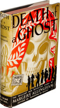 Books:Mystery & Detective Fiction, Margery Allingham. Death of a Ghost. Garden City: 1934. First U. S. edition.. ...