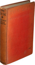 Books:Mystery & Detective Fiction, Freeman Wills Crofts. The Cask. London: [1920]. First edition.. ...