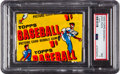 Baseball Cards:Unopened Packs/Display Boxes, 1956 Topps Baseball 1-Cent Unopened Wax Pack PSA NM 7. ...