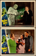 Movie Posters:Horror, The Mummy's Ghost (Universal, 1944). Very Fine-. L...