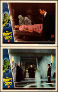 Movie Posters:Horror, The Mummy's Ghost (Universal, 1944). Very Fine+. L...