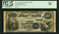 Oxford, NC - $10 1882 Value Back Fr. 577 The First NB Ch. # (S)5885 PCGS Very Fine 20