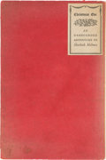 Books:Mystery & Detective Fiction, A. Conan Doyle. Christmas Eve. Cambridge: 1936. First edition, limited to 100 copies.. ...