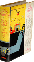 Books:Mystery & Detective Fiction, Cecil Freeman Gregg. The Brazen Confession. London: [1930]. First edition.. ...