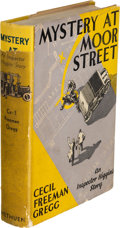 Books:Mystery & Detective Fiction, Cecil Freeman Gregg. Group of Four Inspector Higgins Books...