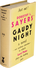 Books:Mystery & Detective Fiction, Dorothy L. Sayers. Gaudy Night. London: 1935. First edition.. ...