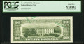 Fr. 2073-B $20 1981 Federal Reserve Note. PCGS About New 53PPQ