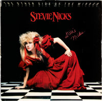 Stevie Nicks Signed The Other Side of the Mirror Album (Atlantic, 1988)