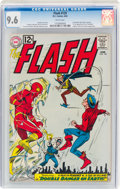 Silver Age (1956-1969):Superhero, The Flash #129 (DC, 1962) CGC NM+ 9.6 White pages....
