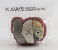 Collectible:Contemporary, KAWS (American, b. 1974). Dissected Companions, set of two pillows, 2008. Plush pillows. 10 x 12 x 5 inches (25.4 x 30.5... (Total: 2 Items)