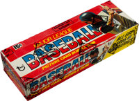 1976 Topps Baseball Wax Box (15-Cent) With 36 Unopened Packs