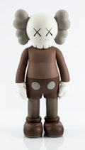 Collectible:Contemporary, KAWS (American, b. 1974). Five Years Later Companion (Brown), 2004. Painted cast vinyl. 14-3/4 x 6-7/8 x 7-3/4 inches (3...
