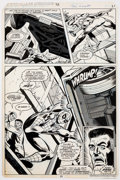 Original Comic Art:Panel Pages, Jim Mooney and Mike Esposito The Spectacular Spider-Man #21Page 21 Original Art (Marvel Comics, 1978)....