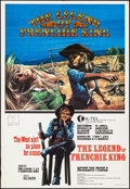 """Movie Posters:Western, The Legend of Frenchie King (K-Tel, 1973). Folded, Very Fine-. Canadian One Sheet (27"""" X 39.5""""). Western.. ..."""